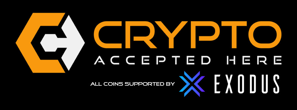 Crypto Accepted Here